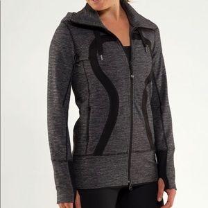 Lululemon Stride jacket with hood